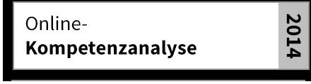 Online-Kompetenzanalyse